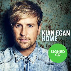 Kian Egan - Home (Signed CD)