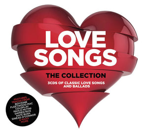 Various Artists - Love Songs: The Collection
