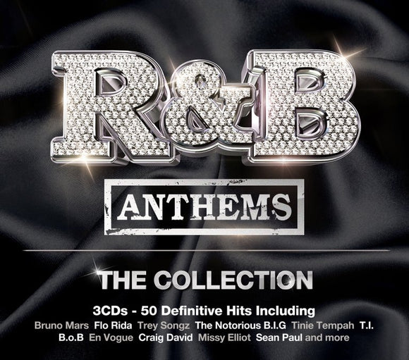 Various Artists - R&B Anthems: The Collection