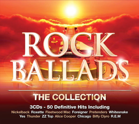 Various Artists - Rock Ballads: The Collection