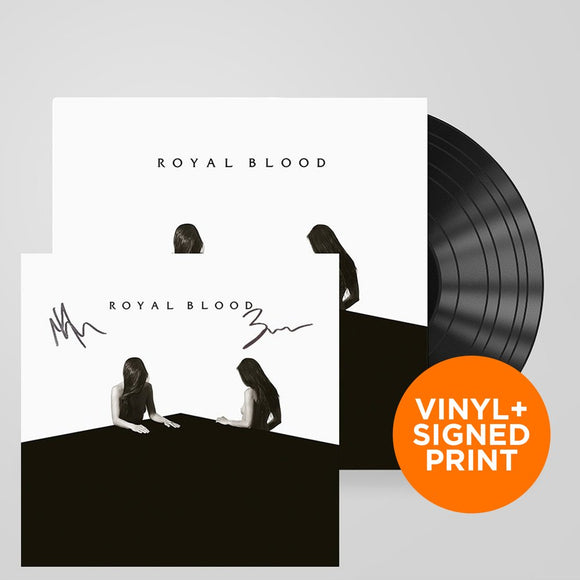 Royal Blood - How Did We Get So Dark? (Vinyl + Signed Print)