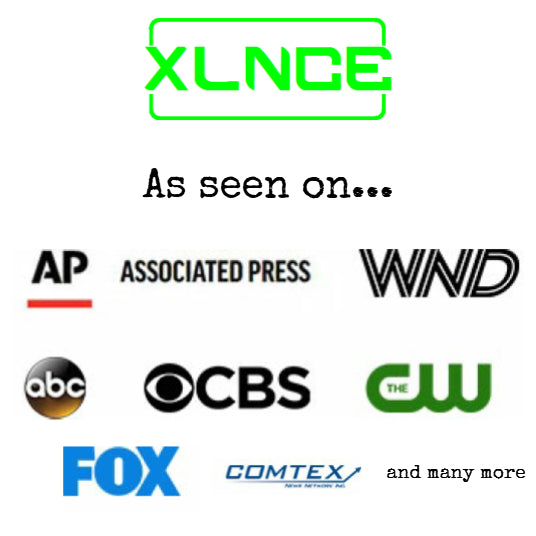 XLNCE, As Seen on, FOX, ABC, CBS, MightyBites, MightyVites