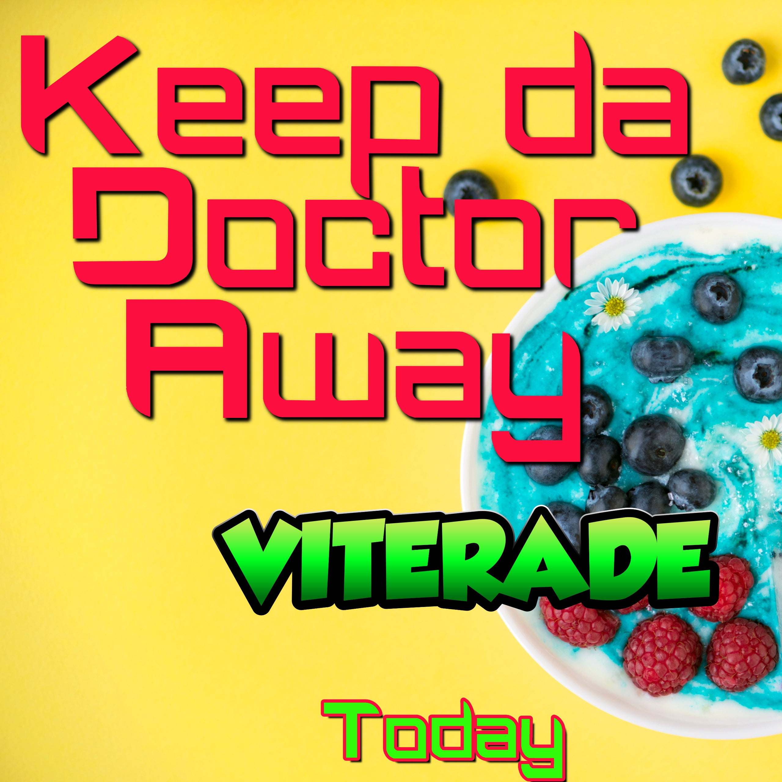 VITERADE - NEW!! Liquid Vitamins - Remastered Mix Makes Kids, Teens and Toddlers Exceed
