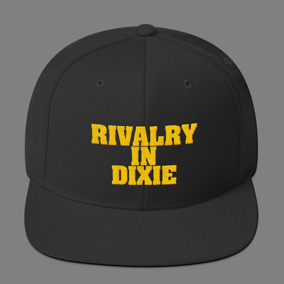 Rivalry Wool Blend Snapback
