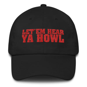 Ya Howl Cotton Cap
