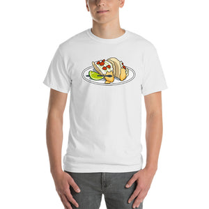 Fish Taco Red Fear Short-Sleeve T-Shirt