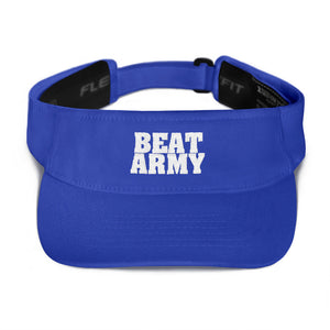 Air Force Beat Army Visor