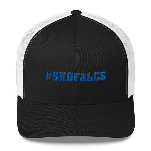 Air Force SkoFalcs Trucker Cap