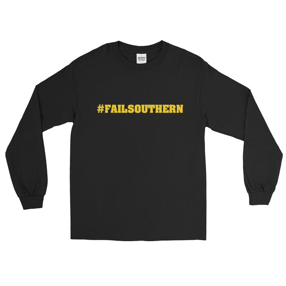 App State #FailSouthern Long Sleeve T-Shirt