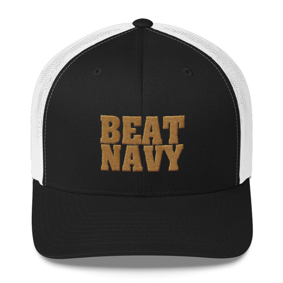 Army Beat Navy Trucker Cap