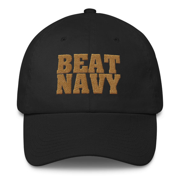 Army Beat Navy Cotton Cap