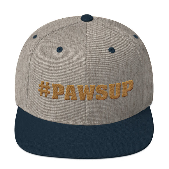 FIU Pawsup Snapback Hat