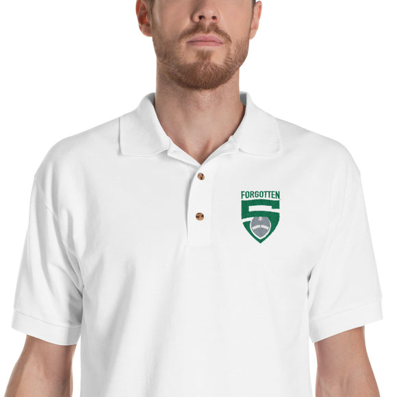 Conference Embroidered Polo Shirt