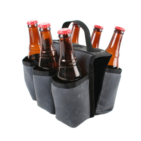 Alchemy Goods - Highline 6-Pack Bottle Holder - Grey - ZEITBIKE