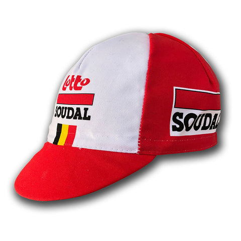 Cycling Cap - Pro Team - Lotto Soudal 2019