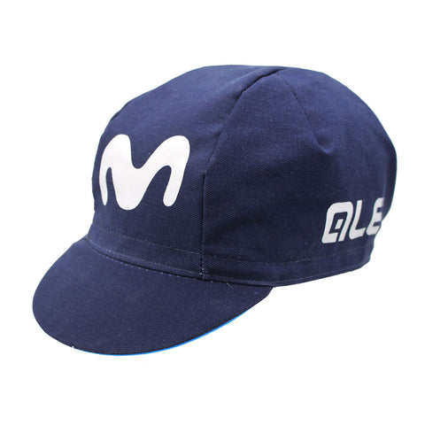 Cycling Cap - Pro Team - MOVISTAR 2020