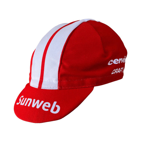 Cycling Cap - Pro Team - SUNWEB-CRAFT 2020