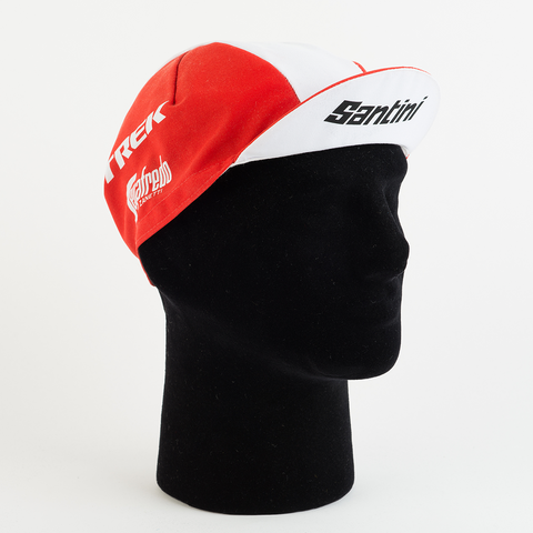 Cycling Cap - Pro-Team - Trek Segafredo 2018 - ZEITBIKE