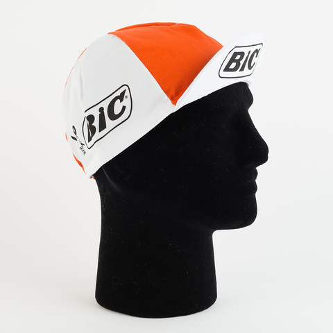 Cycling Cap - Vintage - Bic - ZEITBIKE