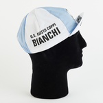 Cycling Cap - Vintage - F. Coppi - Bianchi - ZEITBIKE