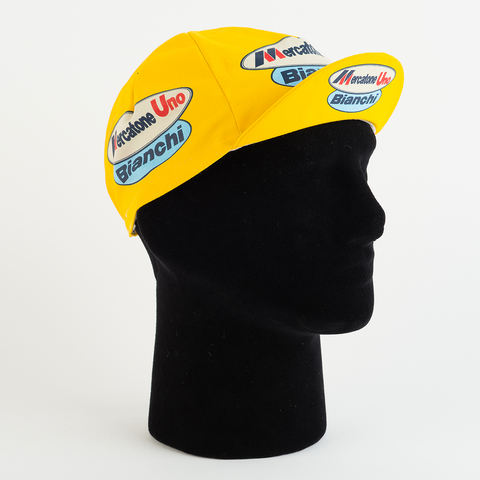 Cycling Cap - Vintage - Mercatone - ZEITBIKE
