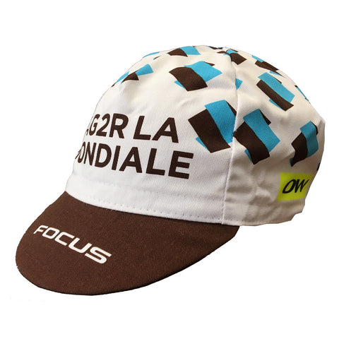 Cycling Cap - Pro-Team - Ag2R La Mondiale