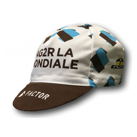 Cycling Cap - Pro-Team - Ag2R La Mondiale 2017