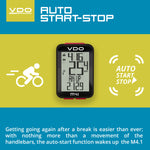 VDO Bicycle Computer M4.1 (Wireless) - ZEITBIKE