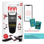 FINN - Custom Phone Mounts - Mount & Spoke Card Branding (MOQ 100 pcs) - ZEITBIKE