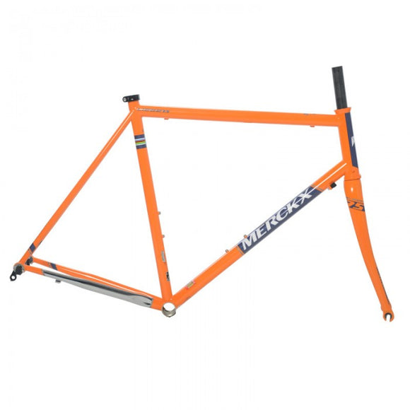 Eddy Merckx - Liege 75 Moltini Caliper Steel - Bike Frame - ZEITBIKE