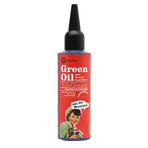Green Oil - EcoGrease - 100ml - ZEITBIKE