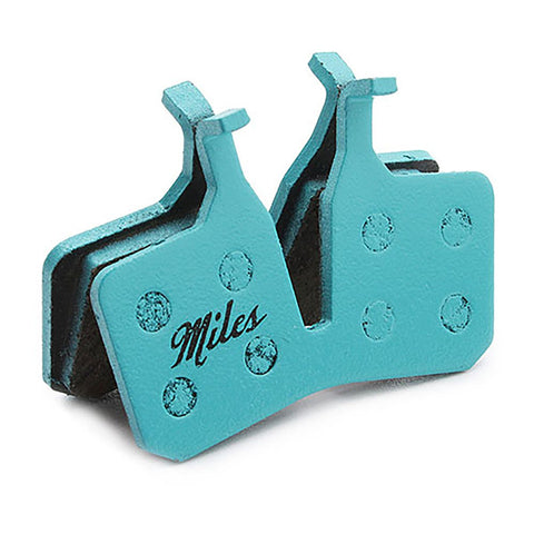 Miles Racing - Disc Pads Semi Metallic - Magura MT 5 - ZEITBIKE