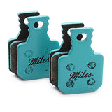 Miles Racing - Disc Pads Semi Metallic - Magura MT 5/7  (4pcs) - ZEITBIKE