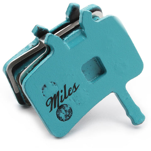Miles Racing - Disc Brake Pads - Semi Metallic - SRAM Avid Juicy 3/5/7/Carbon/Ultimate/Ultimate 7 - ZEITBIKE