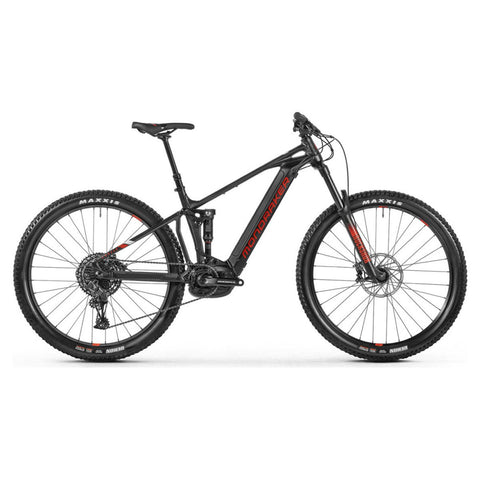 Mondraker - CHASER + Bike in Black (e-MTB ENDURO | 2021) - ZEITBIKE