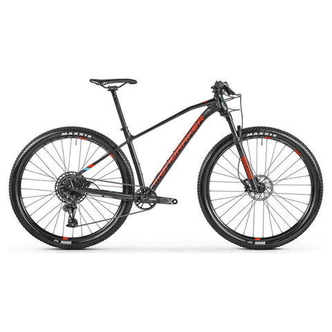 Mondraker - CHRONO Bike in Black (XC PRO | 2021) - ZEITBIKE