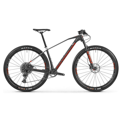 Mondraker - CHRONO CARBON  R Bike in Carbon / Silver (XC PRO | 2021) - ZEITBIKE