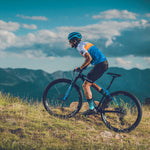 Mondraker - CHRONO CARBON RR  Bike in Carbon / Blue (XC PRO | 2021) - ZEITBIKE