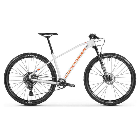 Mondraker - CHRONO Bike in White (XC PRO | 2021) - ZEITBIKE
