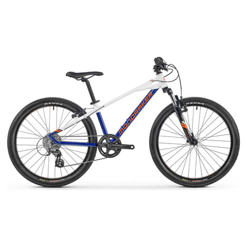 Mondraker - LEADER 24 Bike in Silver (KIDS | 2021) - ZEITBIKE