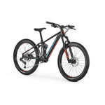 Mondraker - F Play 24 Bike in Black (e-KIDS | 2021) - ZEITBIKE