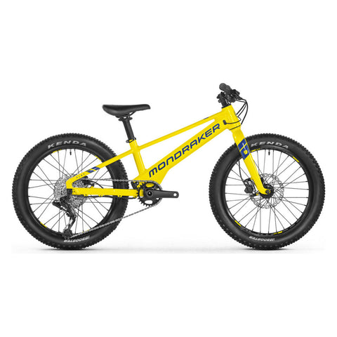 Mondraker - Play 20 Bike in Yellow (e-KIDS | 2021) - ZEITBIKE