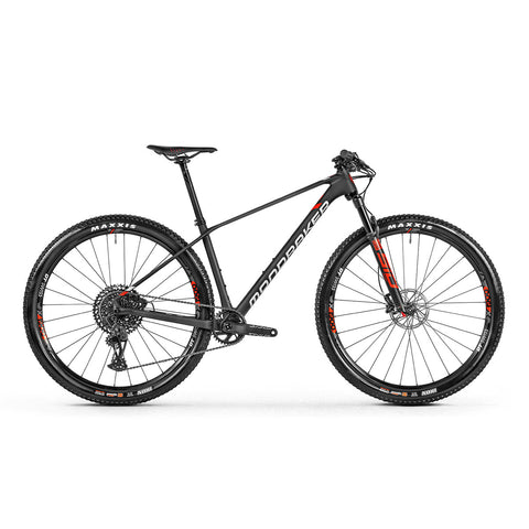 Mondraker - PODIUM CARBON Bike in Carbon / White (XC RACE | 2021) - ZEITBIKE