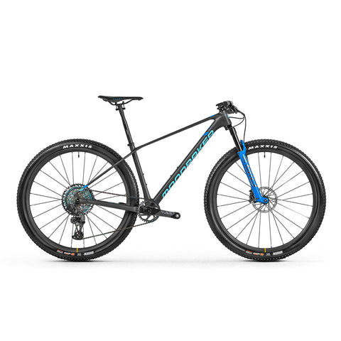 Mondraker - PODIUM CARBON RR SL Bike in Carbon / Blue (XC RACE | 2021) - ZEITBIKE