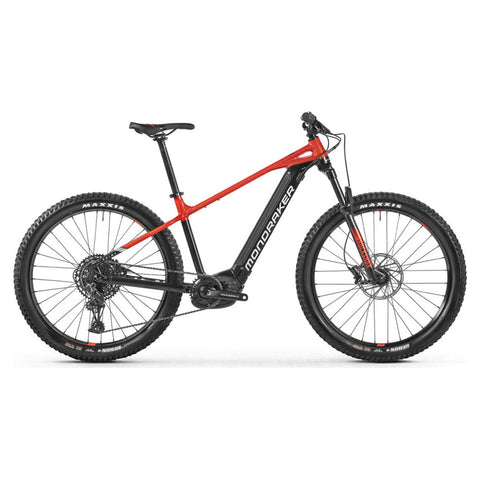 Mondraker - PRIME 29 Bike in Black / Red (e-MTB TRAIL | 2021) - ZEITBIKE