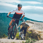 Mondraker - PRIME + Bike in Black / Red (e-MTB TRAIL | 2021) - ZEITBIKE