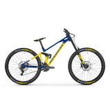 Mondraker - SUMMUM R 29 Bike in Yellow/Blue (DOWNHILL | 2021) - ZEITBIKE