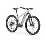 Mondraker - THUNDRA 29 Bike in Silver (e-MTB TRAIL | 2021) - ZEITBIKE