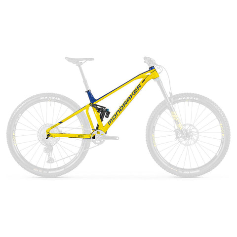 Mondraker - FOXY R Frame Kit in Yellow (FRAME KIT | 2021) - ZEITBIKE