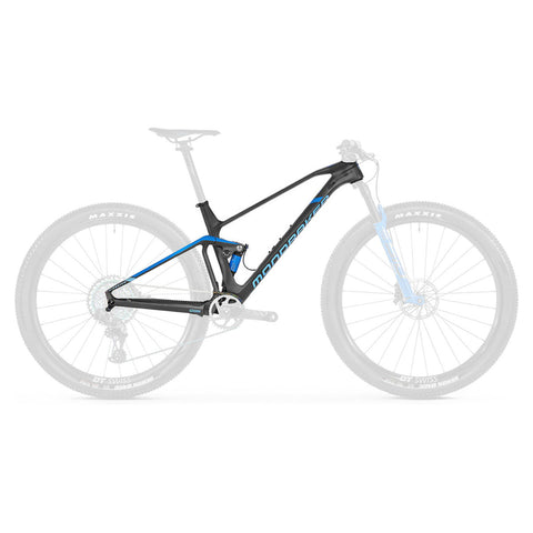 Mondraker - F-PODIUM RR Frame Kit in Carbon / Blue (FRAME KIT | 2021) - ZEITBIKE